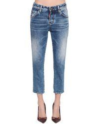 "DSquared² Jeans Aus Denim ""cool Girl"" - Blau"