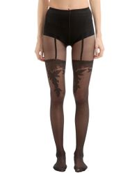 Wolford - Allure Stockings - Lyst