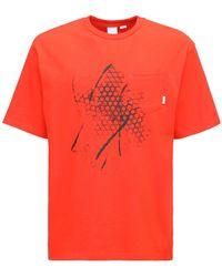 Vans X Wtaps コットンtシャツ - レッド