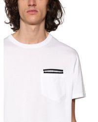 Givenchy - コットンtシャツ - Lyst