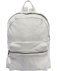 Giorgio Brato Laser-cut Leather Backpack - Multicolor