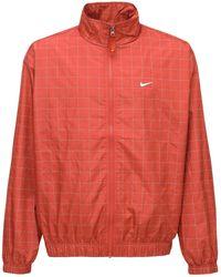 """Nike Trainingsjacke """"lab"""" - Orange"""
