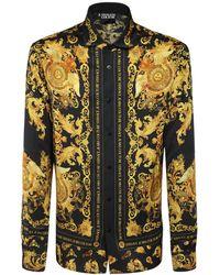 Versace Jeans Couture Baroque シャツ - マルチカラー
