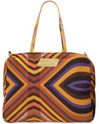Formy Studio Crono Nylon Tote Bag - Orange