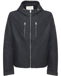 1017 ALYX 9SM Куртка Из Нейлона С Логотипом - Черный