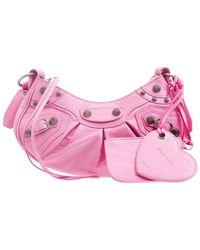 Balenciaga Le Cagole ショルダーバッグ - ピンク