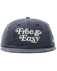 Vans X Free & Easy キャップ - ブルー
