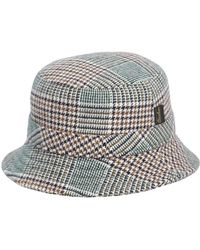 Lyst - Sombrero clásico de ala ancha Borsalino de color Negro 0c419351b46