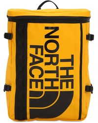 "The North Face Rucksack Aus Nylonmischung ""base Camp Fuse Box"" - Gelb"