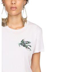 Etro - ジャージーtシャツ - Lyst