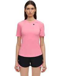 Under Armour Ua Rush Fitted T-shirt - Pink