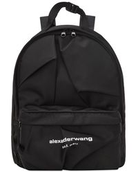 Alexander Wang Wangsport Nylon Backpack - Black