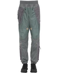 Nike Ispa Nrg Adjustable Technical Pants - Gris