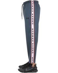 Under Armour Men's Ua Unstoppable Track Trousers - Grey