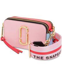 "Marc Jacobs Кожаная Сумка ""snapshot"" - Розовый"