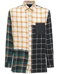 Loewe コットンブレンドシャツ - マルチカラー