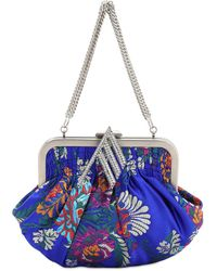 "The Attico Borsa Mini ""Doctor'S"" - Blu"