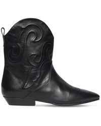 Saint Laurent Ботинки Bonnie 25 - Черный
