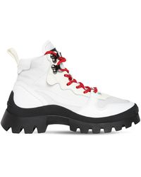 DSquared² Ботинки Из Кожи 40mm - Белый