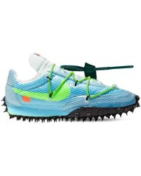 Nike Off-white W Waffle Racer Trainers - Multicolour