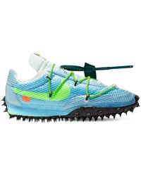 "Nike Sneakers ""Off-White W Waffle Racer"" - Multicolore"