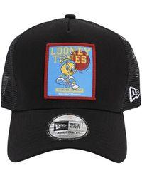 KTZ Q3 Looney Tunes Baseball Hat - Black