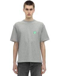 Balenciaga - クルーネックコットンtシャツ - Lyst