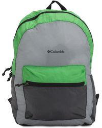 Columbia Рюкзак Из Нейлона 21л - Многоцветный