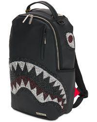 Sprayground Рюкзак С Принтом 2.0 Shark - Черный
