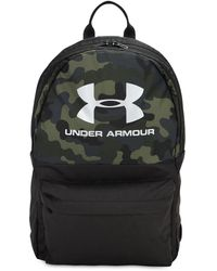 Under Armour Loudon Nylon Backpack - Schwarz