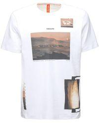 Raeburn - コットンジャージーtシャツ - Lyst