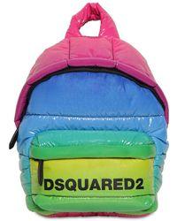 DSquared² Рюкзак Из Винила - Многоцветный