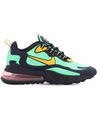 Nike Air Max 270 React Pop Art Chaussures - Vert