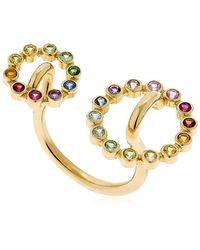 Charlotte Chesnais - Gold System Ring - Lyst