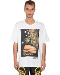 Versace Jeans Couture Rosa Burgess Tシャツ - ホワイト