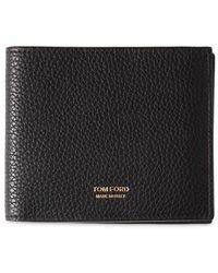 Tom Ford Бумажник С Логотипом - Черный