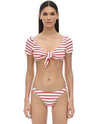"""Solid & Striped Bikinioberteil """"vanessa"""" - Rot"""