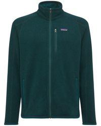 "Patagonia Pulloverjacke ""m's Better Sweater"" - Grün"