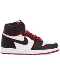 Nike Air Jordan 1 Retro High Og Sneakers - Red