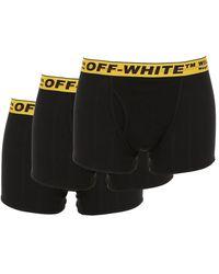 """Off-White c/o Virgil Abloh - Shorts mit """"Industrial""""-Bund - Lyst"""