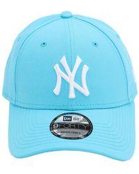 KTZ Gorra De Baseball Con Bordado - Azul