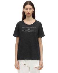 R13 - Velvet Underground Tシャツ - Lyst