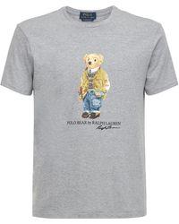 Polo Ralph Lauren - Savannah Bear コットンtシャツ - Lyst
