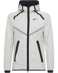 Nike Tech Pack Wr Fz Eng Hoodie - Natural