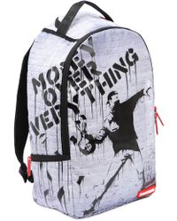 Sprayground - Money Over Everything Backpack - Lyst