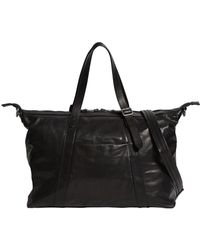 Giorgio Brato - Leather Weekender Bag - Lyst