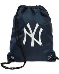 KTZ - Ny Yankees Mlb Drawstring Backpack - Lyst