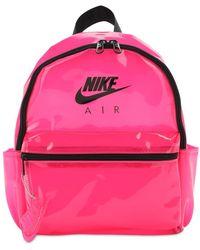 Nike Zaino Con Logo - Rosa