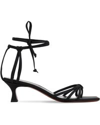MANU Atelier - 50mm Leather Sandals - Lyst