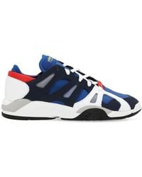 adidas Originals - Dimension Low Top Trainers Collegiate Royal/collegiate Navy/footwear White - Lyst